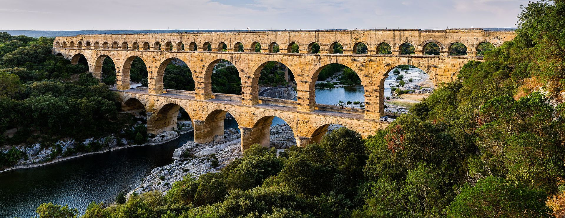 This system is built to fail, there's no way to civilize it 1920px-Pont_du_Gard_BLS