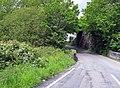 Pont hen reilffordd. Bridge of an old dismantled railway. - geograph.org.uk - 450898.jpg