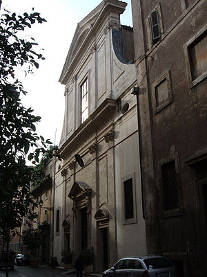 Santa Maria del Suffragio - Santa Maria del Suffragio.