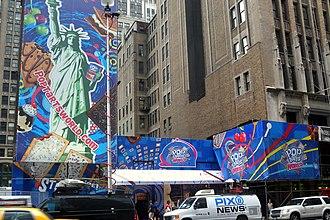 Pop-Tarts - Pop-Tarts World, New York