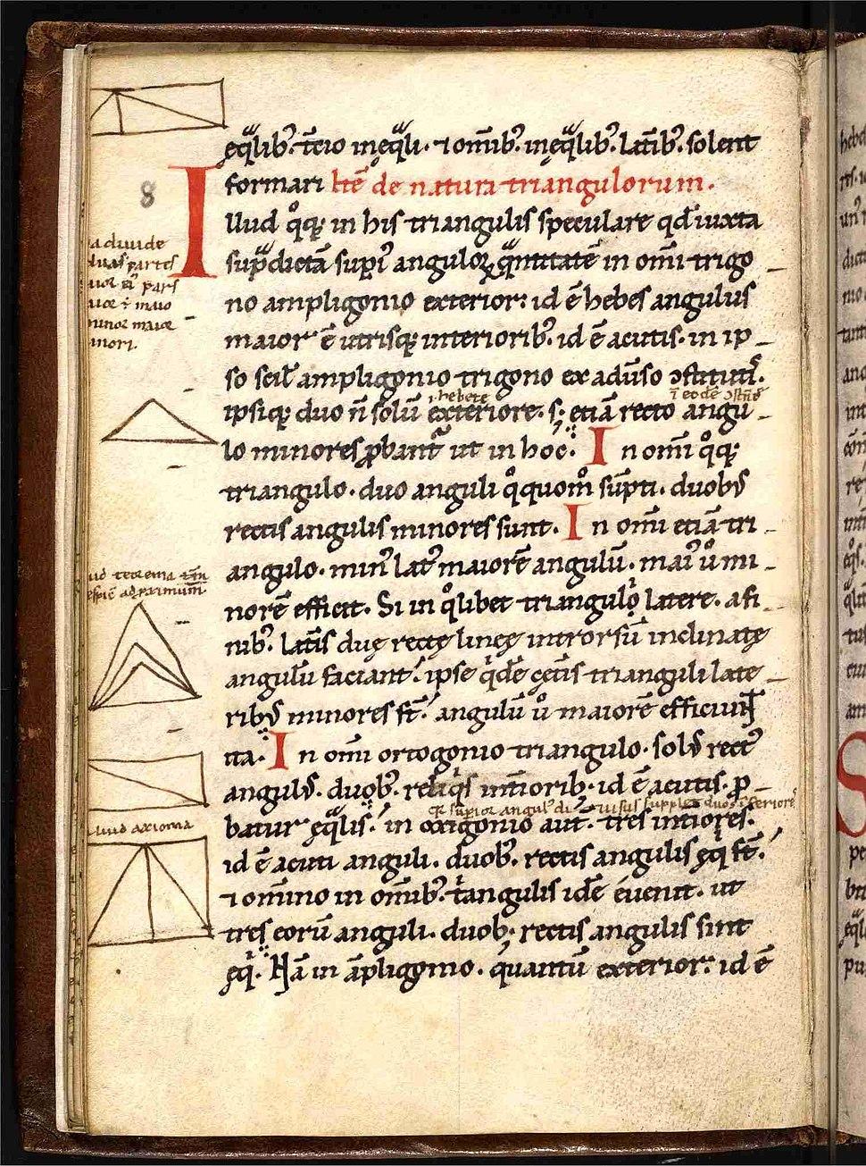 Pope Sylvester II (Gerbert d'Aurillac) - De geometria