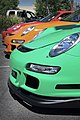 Porsche 997 GT3 RS Green, Orange, Red.jpg