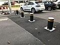 Porsche HQ Stuttgard bollards.jpg