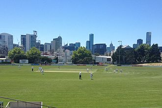 North Port Oval - Port Melbourne Cricket Ground