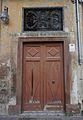 Porta de la casa natalícia de sant Lluís Bertran.JPG