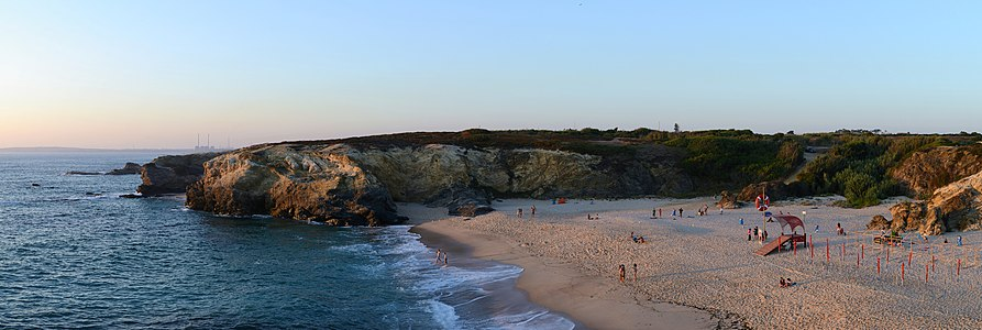 Praia Grande, Porto Covo