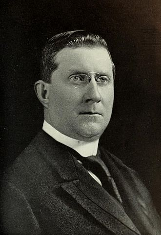 Charles Francis Murphy - Image: Portrait of Charles F. Murphy