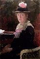 Portrait of Gerda Rydberg Tirén by Lavery, Sir John (1856-1941).jpg