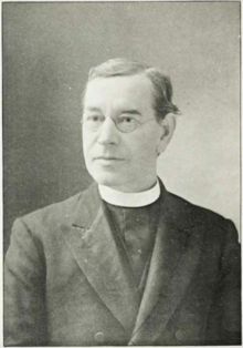 Portrait of Jerome Daugherty in 1904