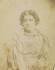 Portrait of a patient from Surrey County Asylum, no. 10 (8407139561).jpg