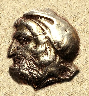 Achaemenid king