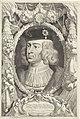 Portret van Filips de Schone, hertog van Bourgondië Duces Burgundiae (serietitel), RP-P-1967-980.jpg