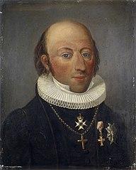 Portrait of Claus Pavels