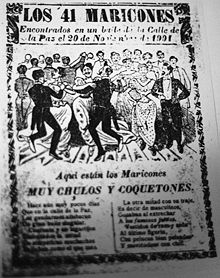Literatura homosexual en mexico