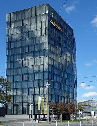 PostFinance - PostFinance headquarters in Bern
