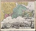 Post 1715 map - Accurate Vorstellung der Orientalisch-Kayserlichen Haupt- und ResidenzStadt Constantinopel samt ihrer Gegend und zweyen berühmten Meer-Engen, Bosphoro Thracio, und Hellesponto, oder dem freto der Dardanellen,.jpg
