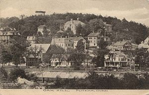 Putnam, Connecticut - Oak Hill about 1911