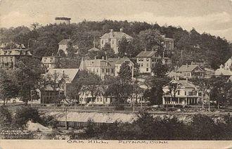 Putnam, Connecticut - Oak Hill about 1911