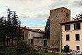 Pratovecchio, torre sull'arno 01.JPG