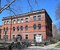 Pratt Library SE sun jeh.jpg