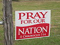 Pray for Our Nation sign IMG 3291.JPG