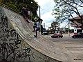 Precisa Skate^ Menino usa garrafa PET amassada em vez de skate - Segunda praça Av. Rio Grande do Sul ^photoday 15-11-2010 15-32 ^190 - panoramio.jpg