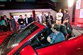 Premier Motors Unveils the Jaguar F-TYPE in Abu Dhabi, UAE (8740731368).jpg
