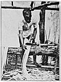 Preparing abaca (c. 1900, Philippines).jpg