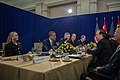 President Obama and Secretary Clinton Meet China's Prime Minister Wen Jiabao (8202825134).jpg