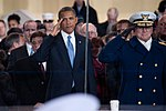 President Obama salutes the United States Coast Guard 130121-Z-QU230-375.jpg