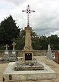 Pressac, monument aux morts du cimetière.jpg