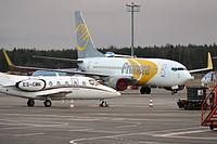 YL-PSF - B737 - Primera Air