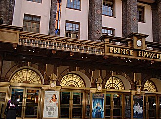 Mamma Mia! - The original home of Mamma Mia! The Prince Edward Theatre