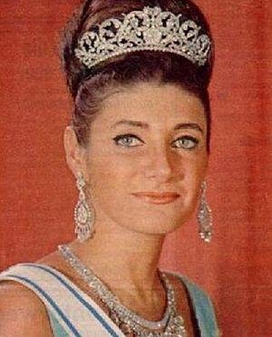 Shahnaz Pahlavi - Image: Princess Shahnaz