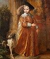 Prinz Wilhelm II. von Nassau-Oranien als Kind mit Windspiel (van Dyck).jpg