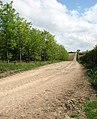 Private road leading east - geograph.org.uk - 1300506.jpg