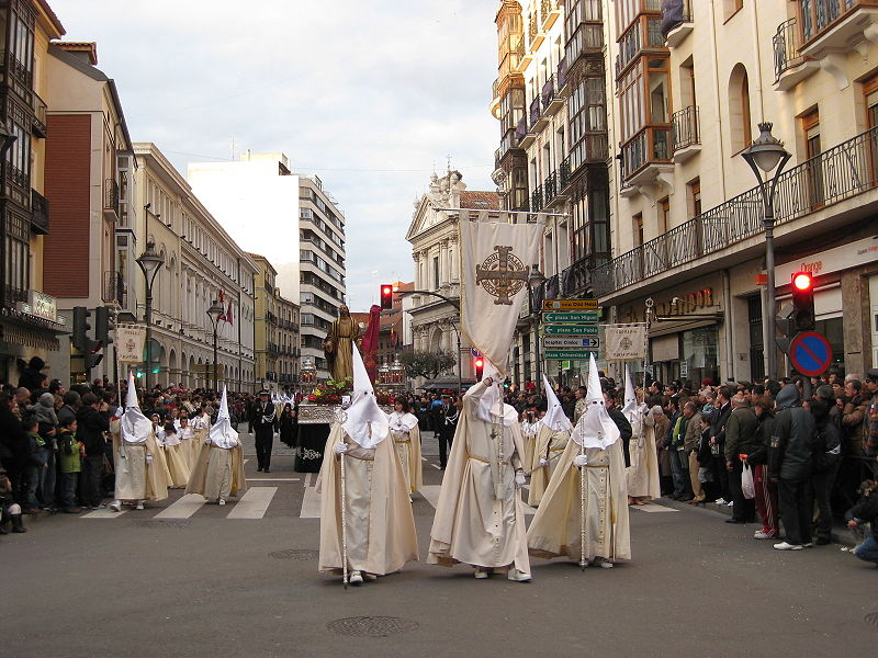 File:Procesión Sagrada Cena.jpg