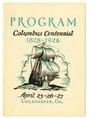 Program, Columbus centennial, 1828-1928, April 25-26-27, Columbus, Ga. - DPLA - 0e01feea3dc71b4b24052f5da2ddb340.pdf