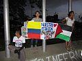 Protesta Pro-Palestina Santiago de Cali 2014 03.jpg