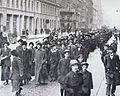 Protesterande mödrar till Mjölcentralen Axel Malmström.JPG