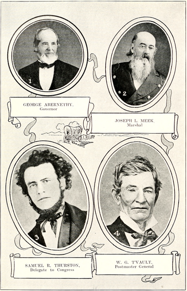 File:Provisional Government of Oregon officers.png