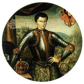 False Dmitry I - An official royal likeness of Dmitry.