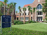 Pugh Hall at the University of Florida.JPG