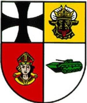 41st Panzergrenadier Brigade (Bundeswehr) - Image: Pz Gren Btl 401