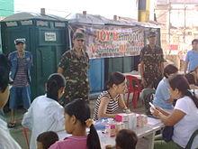QC Army Reserve - MEDCAP 2010