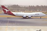 Qantas Airways Boeing 747-238B (VH-EBS-22616-543) (14694747394).jpg