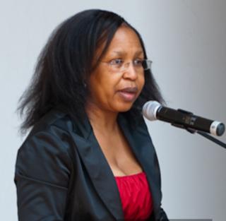Qedani Mahlangu South African politician
