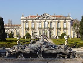 Queluz Palace fountains.JPG
