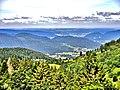 Région de Vagney, vue de la piquante pierre.jpg