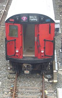 r142 new york city subway car wikivisually. Black Bedroom Furniture Sets. Home Design Ideas